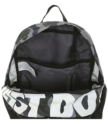 203c6f58494c7 Rucksack Nike Brasilia M Aop - 021 Dark Gray Black White. Auf Lager ‐ by  tomorrow at your home
