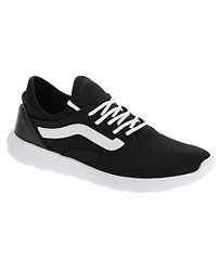 topánky Vans ISO Route - Staple Black True White 158a603602