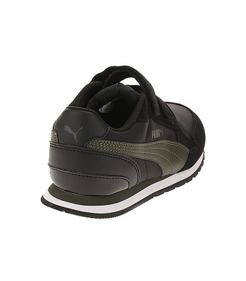 855b68043a5df detské topánky Puma St Runner V2 NL V PS - Puma Black/Forest Night |  blackcomb.sk