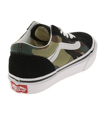 ee4724a98 detské topánky Vans Old Skool - Woodland Camo/Black/Woodland   blackcomb.sk