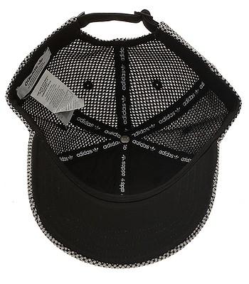 7865be804b4 cap adidas Originals Primeknit D-Adi Cap - White Black - men´s. In stock  -30%