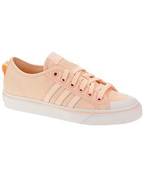 180eb6f2f9 topánky adidas Originals Nizza - Clear Orange Core Orange Crystal White