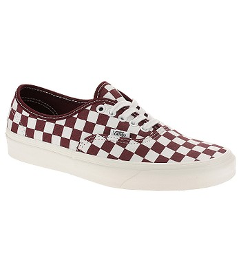 0b82d2146f shoes Vans Authentic - Checkerboard Port Royale Marshmallow -  snowboard-online.eu