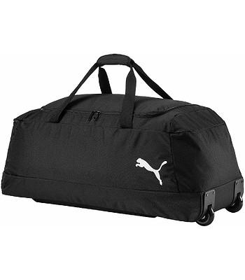 baf4a1c2d603 suitcase Puma Pro Training II Large Wheel Bag - Puma Black ...