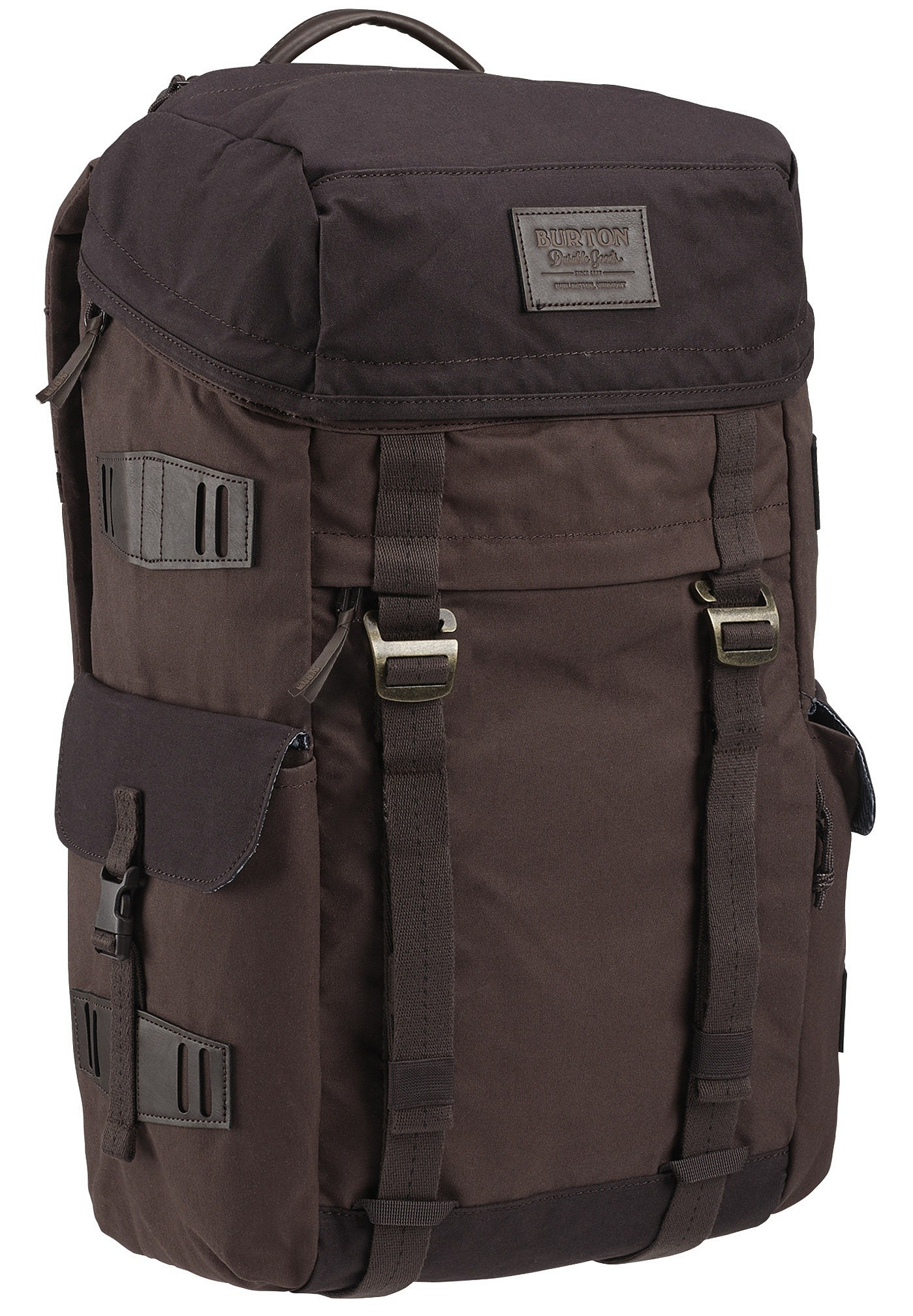 Cocoa shop Brown Annex blackcomb Burton Waxed backpack eu Canvas fqTBA