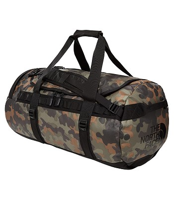 Bag The North Face Base Camp Duffel M New Taupe Green