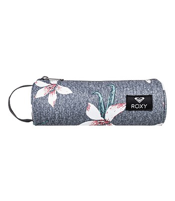 7b9c694537 pouzdro Roxy Off The Wall - KPG6 Charcoal Heather Flower Field ...