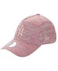 c6f718b8f šiltovka New Era 9FO AF Engineered Fit MLB New York Yankees - Pink/Gray