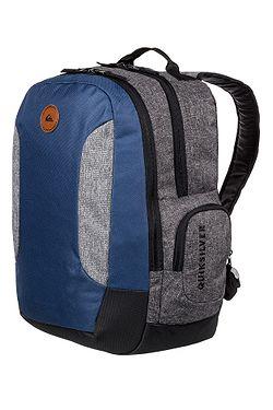 a11bb518724bc plecak Quiksilver Schoolie II - BTEH Medieval Blue Heather