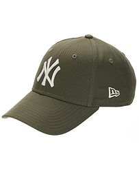 71b867260 šiltovka New Era 9FO League Essential MLB New York Yankees - New Olive/White