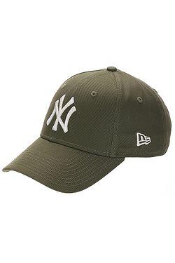 cap New Era 9FO League Essential MLB New York Yankees - New Olive/White - men´s