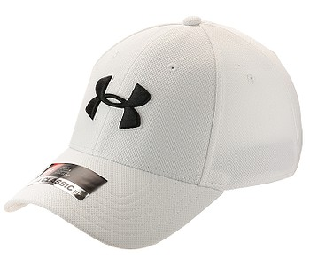kšiltovka Under Armour Blitzing 3.0 - 100/White/Steel