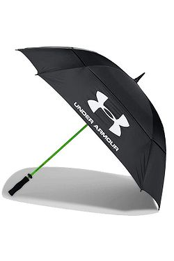 c97e2d4c9 dáždnik Under Armour Golf Umbrella Double Conopy - Black/High Vis Yellow
