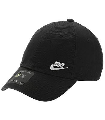 e62af336f52 cap Nike Sportswear Heritage86 Futura Classic - 010 Black White - women´s