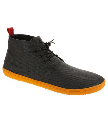 b95c5665509f9e Schuhe Vivobarefoot Gobi II M - Black Orange SWR Canvas - men´s -  blackcomb-shop.de