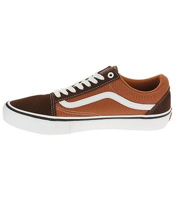 39371bec491 topánky Vans Old Skool Pro - Potting Soil Leather Brown. Na sklade ‐ 28. 2.  u teba doma -20%