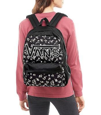 443a7765c3d67 backpack Vans Realm Flying V - Sundaze Floral - women´s. No longer  available.