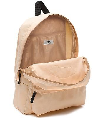 5858b0cb3a8 backpack Vans Realm - Bleached Apricot - women´s - blackcomb-shop.eu