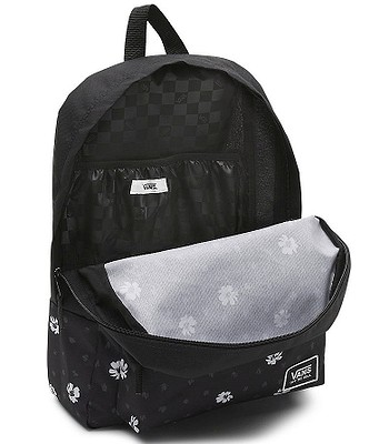 b3728d9f53 backpack Vans Realm Classic - Black Abstract Daisy - women´s. No longer  available.
