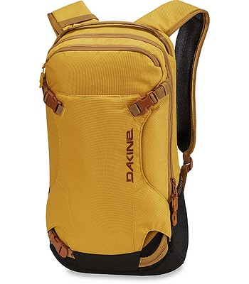 1c11deb09 batoh Dakine Heli Pack 12 - Mineral Yellow - batohy-online.cz