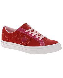 topánky Converse One Star OX - 161613 Enamel Red Pink Pop 1597fcd0686