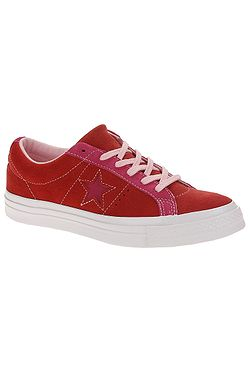 topánky Converse One Star OX - 161613 Enamel Red Pink Pop 1597fcd0686