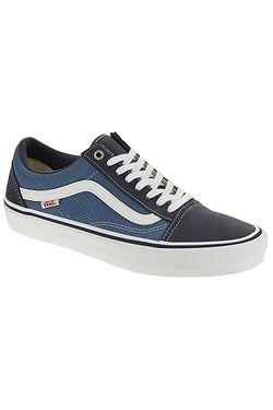 shoes Vans Old Skool Pro - Navy/Stv Navy/White - men´s