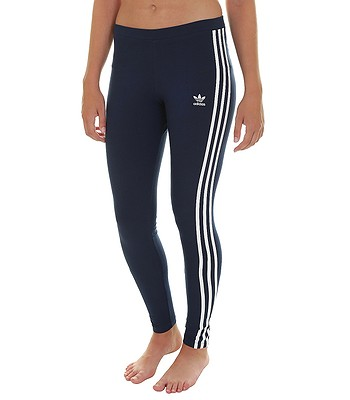 3e68236504947 leggings adidas Originals 3 Stripes Tight - Collegiate Navy - women´s -  snowboard-online.eu