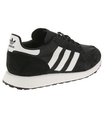 boty adidas Originals Forest Grove - Core Black White Core Black ... b851bc4d13