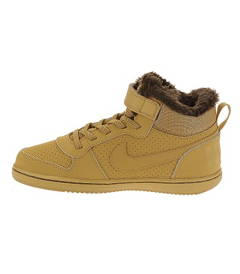 0e0fe11258f5 shoes Nike Court Borough MID Winter PSV - Haystack Haystack Barooque Brown  - unisex. IN STOCK -29%