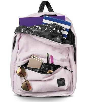 f238428ec8 backpack Vans Deana III - Lavender Fog - women´s - blackcomb-shop.eu