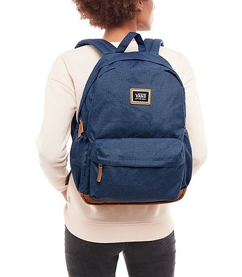 807e2b10cdf0f backpack Vans Realm Plus - Medieval Blue - women´s - blackcomb-shop.eu
