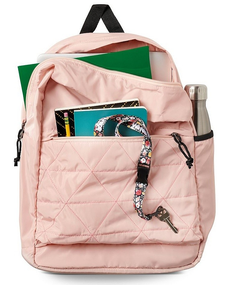backpack Vans Pep Squad - Rose Cloud/Desert Rose - women´s ...