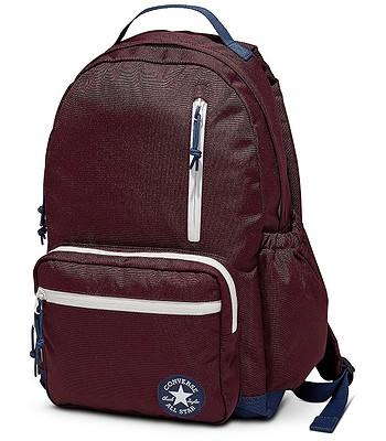 26c674e93a0d backpack Converse Go 10006930 - A06 Dark Burgundy Navy White - snowboard- online.eu