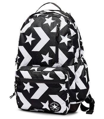 e709f62b5774 backpack Converse Go 10006931 - A01 Converse Black White - blackcomb-shop.eu