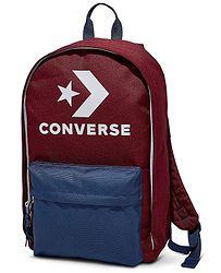 7a6be8991636c batoh Converse EDC 22/10007031 - A05/Dark Burgundy/Navy/White