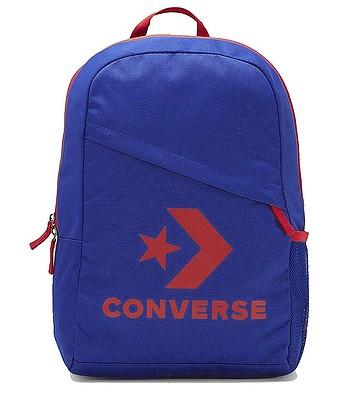 1fda3bb4627d4f backpack Converse Speed 10008091 - A03 Converse Blue Enamel Red -  blackcomb-shop.eu