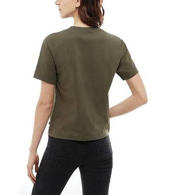 c08bcef520 T-Shirt Vans Boom Boom Boxy - Grape Leaf - women´s - blackcomb-shop.eu