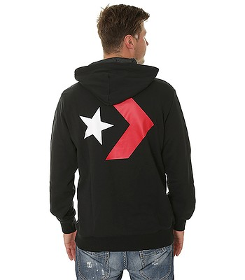 mikina Converse Star Chevron Pullover Slim Fit 10007744- - A01 ... df720768816