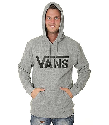 0a645eb84f4 mikina Vans Classic Pullover - Concrete Heather Black - snowboard-online.sk