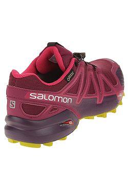 ... boty Salomon Speedcross 4 GTX - Beet Red  Potent Purple Citronelle add741eed7