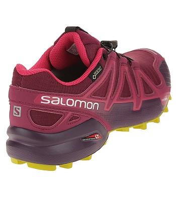 boty Salomon Speedcross 4 GTX - Beet Red  Potent Purple Citronelle ... fb8ad52e5a