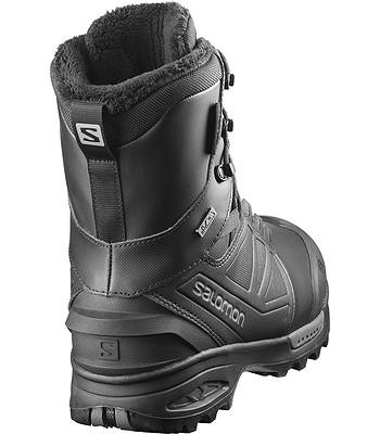 06155aea09849 topánky Salomon Toundra Pro CSWP - Black/Black/Magnet | blackcomb.sk