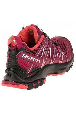 ... boty Salomon XA Pro 3D - Beet Red Cerise Black 5deb82da40
