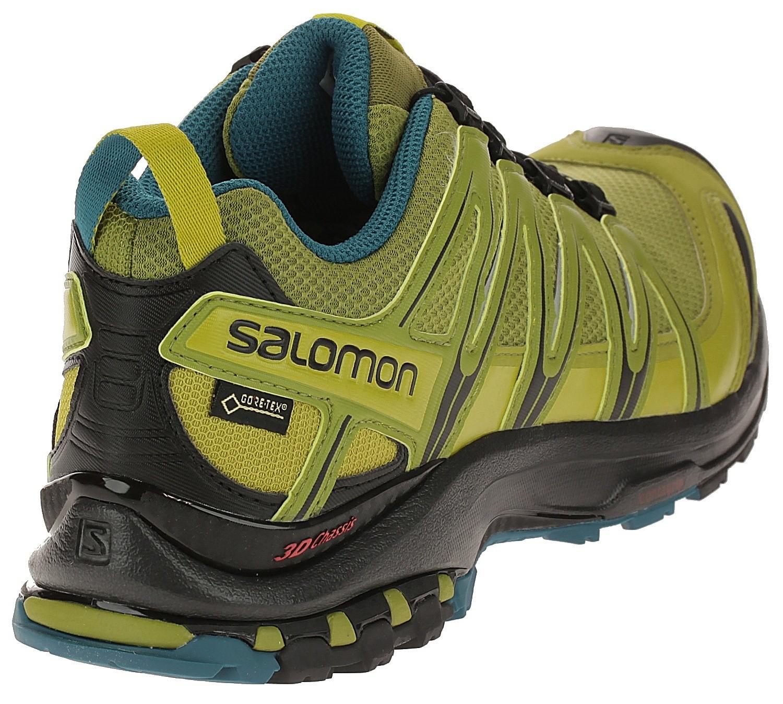 Schuhe Salomon XA Pro 3D ChiveBlackBeluga blackcomb