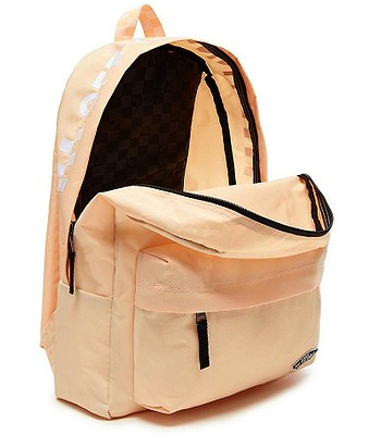 516c4812ac7 backpack Vans Sporty Realm - Bleached Apricot Too Much Fun - women´s ...