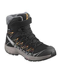 detské topánky Salomon XA Pro 3D Winter TS CSWP - Black Magnet Tangelo 0d19b6f26ef
