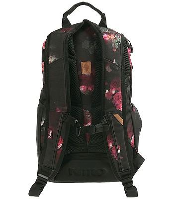 22343ba7dbb8e plecak Nitro Stash - Black Rose - snowboard-online.pl