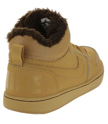 detské topánky Nike Court Borough MID Winter GS -  Haystack Haystack Barooque Brown ce4672d253