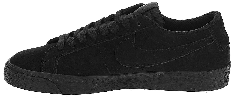 Zoom Nike men Low Schuhe SB BlackBlackGunsmoke Blazer BCoxreWd